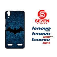 Casing HP Lenovo A6000, A6010, A6000 Plus batman circuitry wall Custom