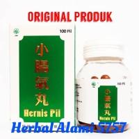 Hernis Pil - Obat Hernia & Radang Buah Pelir