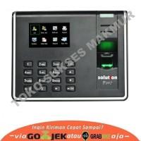 SOLUTION P207 Mesin Absensi Sidik Jari / Finger Print