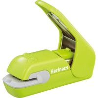 Kokuyo Harinacs Press Stapler SLN-MPH105B Green