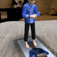 Jual Kartu Sholat Animasi 3D, Shalat Card Anak 3D, Kartu Solat Android iOS Murah