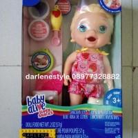 Baby Alive Super Snacks Snackin' Lily Original Hasbro