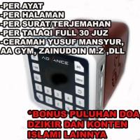 Speaker Audio Al Quran Murajaah hafal alquran mini bisa dikantong