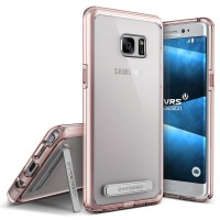 Verus Galaxy Note 7 Crystal Mixx Series - Rose Gold