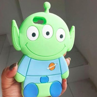 silicone case baby alien toy story woody buzz iphone 6 iphone 6s