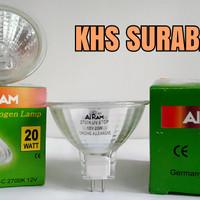 harga Lampu Sorot Halogen Airam 20 Watt Super Terang Bukan Lampu Led Holic Tokopedia.com