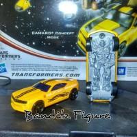 Diecast Transformers Bumblebee Hasbro 1/64