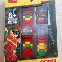 LEGO Batman Movie Minifigure Link Watch - Robin