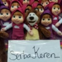 Jual Boneka Masha and The Bear Lucu Terbaru - Asli   Harga Murah ... 9a84b3808a