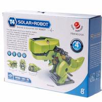 Mainan Edukatif 4 in 1 Solar toy Transforming Robot kit DIY kado unik