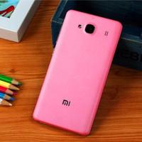 Battery Cover / Back Case Color Matte Xiaomi Redmi 2 / Prime - Pink