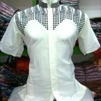 Baju Koko Lengan Pendek Al-Ihsan