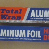 JUAL Alumunium Foil Kecil