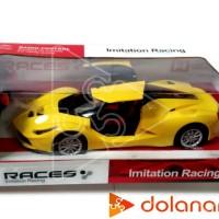 RC Mobil Races Imitation Racing