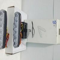 Jual Lampu DRL LED + Sein,Lampu Drl Putih/kuning Murah