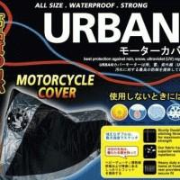 sarung selimut cover motor jumbo urban untuk vixion, ninja bison