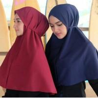 Hijab Instan Aurel Polos Tali / Pastan Aurel / Grosir Pastan Muraj