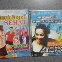 VCD senam vicky burki 2disc original
