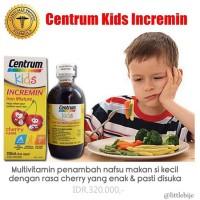 Centrum Kids Incremin Iron Mixture 200 ml