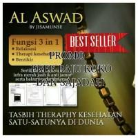 PROMO FREE BAJU KOKO DAN SAJADAH ! KALUNG KESEHATAN ALASWAD / AL ASWAD