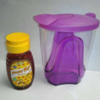 Jual Eleganzia Mini Dispenser Ungu Tupperware Murah