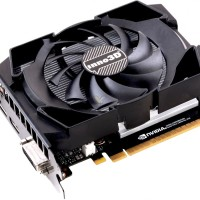Vga Card Inno3D Nvidia GeForce GTX 1050 TI 4GB GDDR5 Single Fan