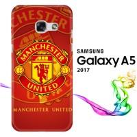 Manchester United FC Logo X3243 Samsung Galaxy A5 2017 Full Print 3D C