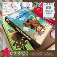 NB-432 Notebook Disney Moana