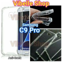 Softcase AntiCrack Samsung C9 Pro Anti Crack Shock Case Samsung C 9