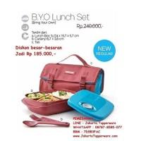 Jual [PROMO] Tupperware BYO Lunch Box Murah