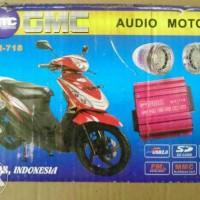 Audio Motor GMC BM-718