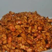 Kering Tempe Kacang Asam Manis Pedas Renyah dan Gurih ( TERBARU )
