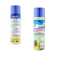 Ikyusan Air disinfectant (Organic Baby) 300ml 300 ml / penyegar udara