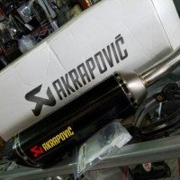 AKRAPOVIC HONDA CB500X/F