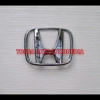 Emblem Logo Honda Brio Pengganti Logo Satya