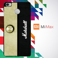 Music Edition_ Marshall Ampli #3 0079 Custom Case for Xiaomi Mi Max Ha