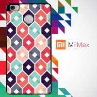 Pattern Colourful Tribal 0864 Custom Case for Xiaomi Mi Max Hardcase 3