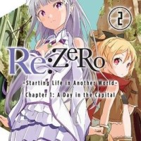 RE Zero Starting Life in Another World Chapter 1 Volume 2 (Manga)