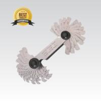 Thread Pitch Gauge (Metric) 72-005 GRIP ON ( Top Quality ) Alat Ukur