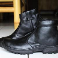 Jual Sepatu Boots Slop Pria Adabos Vinol Safety / Kickers /Delta/ Nike Murah