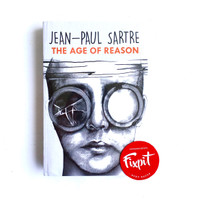 Buku The Age of Reason -- Jean - Paul Sartre