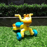 little tikes go and grow giraffe ride on