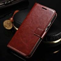 Flip Cover KULIT Xiaomi Mi4 / Mi5s Pro Leather Case HP Dompet Casing