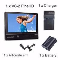 Aputure VS-2 Kit FineHD LCD Field Digital Monitor 7inch