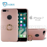 SOFTCASE + RING STAND LOGO ZB/ CASE FOR IPHONE 7 PLUS & TYPE LAIN A200