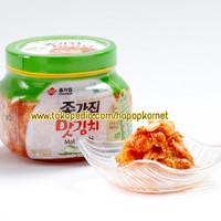 Jual Chongga Cut Cabbage Kimchi 380g Murah