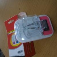 charger desktop / charger kodok lcd