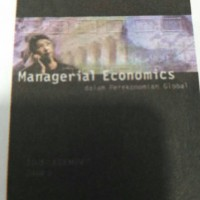 MANAGERIAL ECONOMICS JL.1 ED.4*Dominick Salvatore