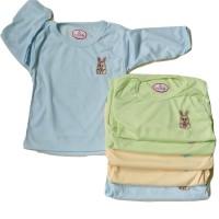 6pcs Luga Sett 01 Kaos Oblong panjang bayi all size