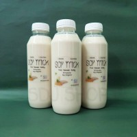 Jual Susu Kacang Kedelai Rumahan (Homemade Soymilk) 500ml Murah